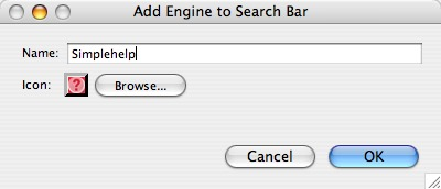 add to firefox search bar