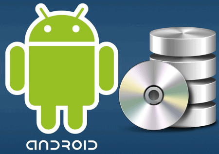 android backup logo