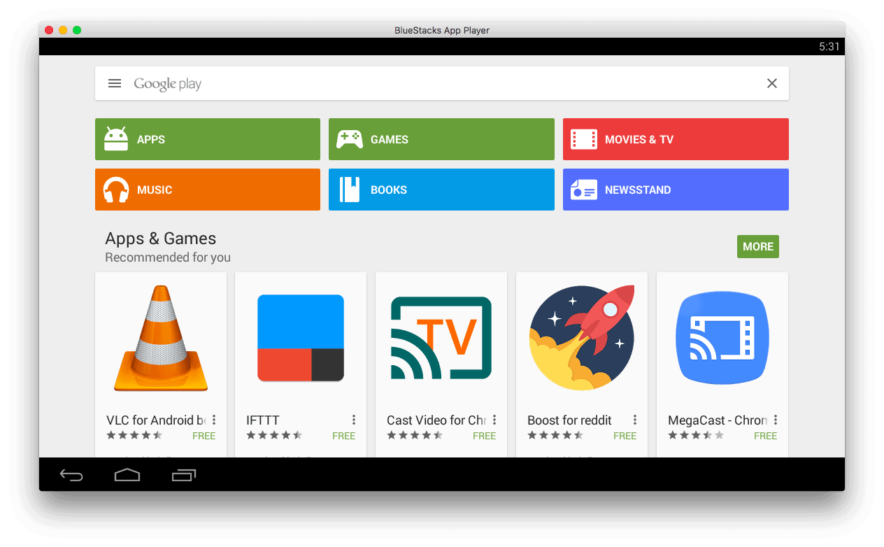 How to Run Android Apps on Your Mac