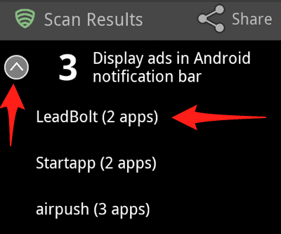 How to Remove Spam Ads in Your Android Notification Bar