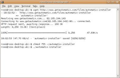 automatix installer