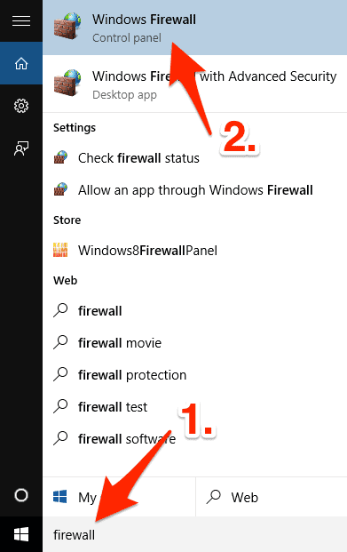 how to connect windows 10 to another email
