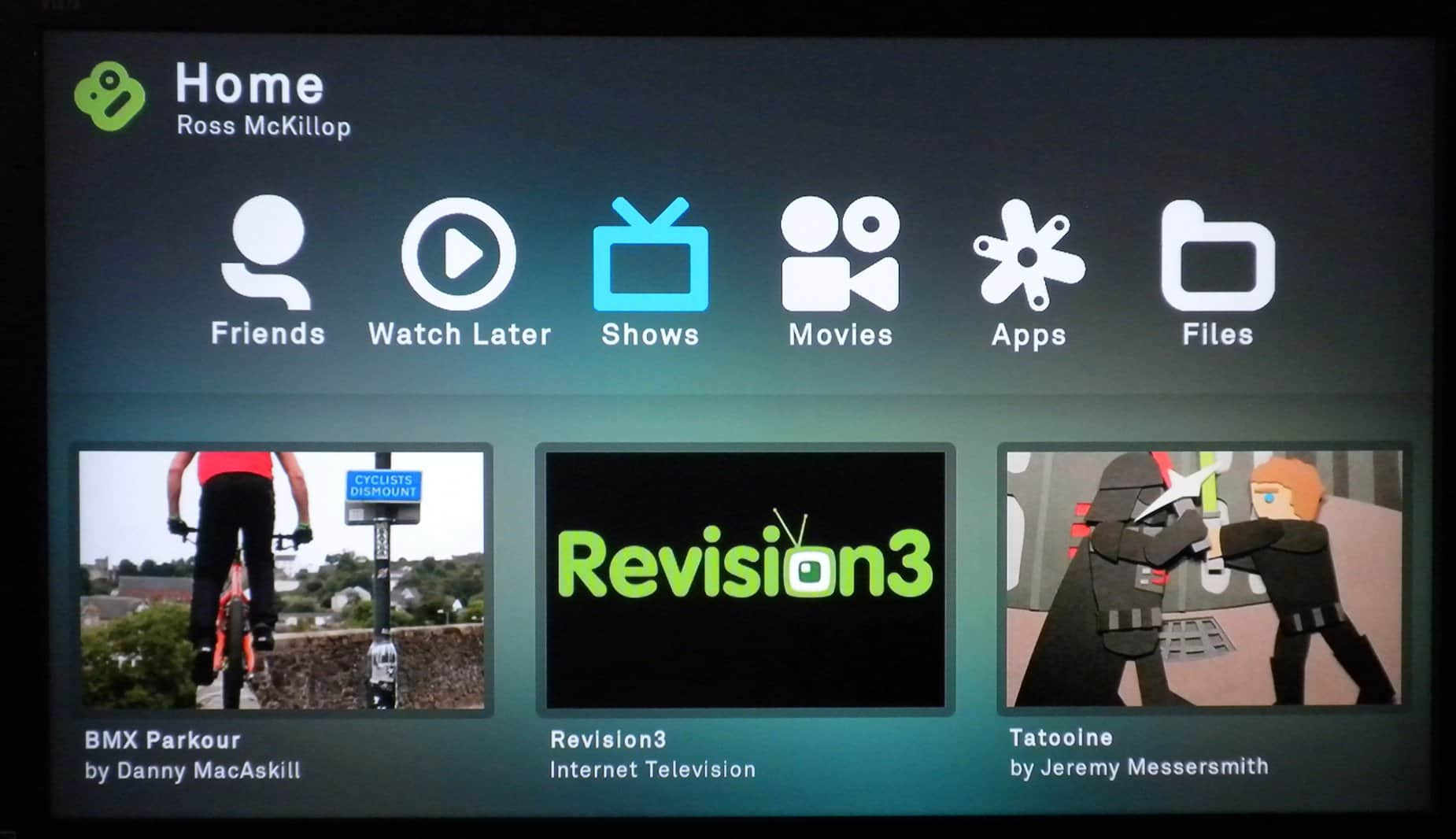 Streaming to Boxee Box Freezes - D-Link Forums