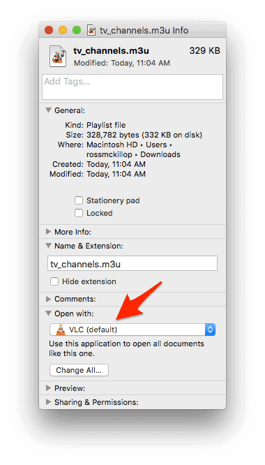 How to Set Default Programs on a Mac