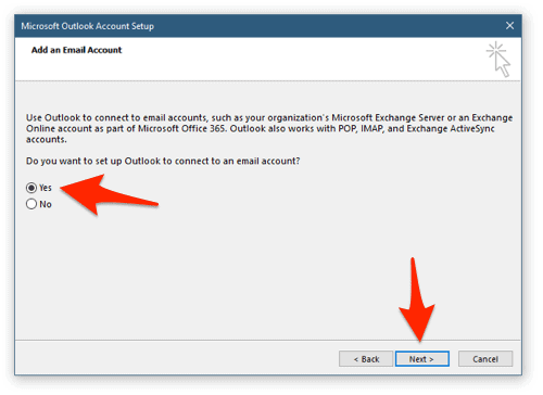 How To Setup Comcast Email In Outlook 2016 Simple Help