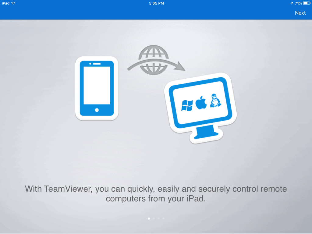 How to Control a Windows 10 PC from an iPhone or iPad