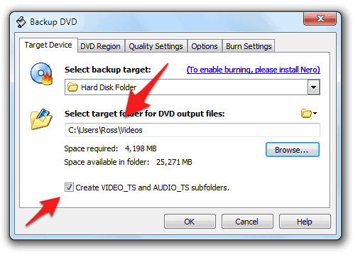How to Copy a DVD using Windows