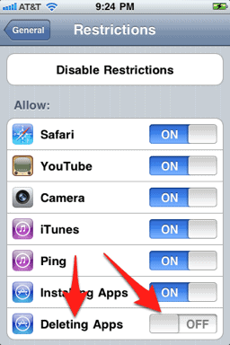 How to delete apps from your iPod Touch, iPhone or iPad Imobsters Bank Schematic on