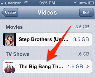 How to Delete TV Shows from Your iPhone or iPad