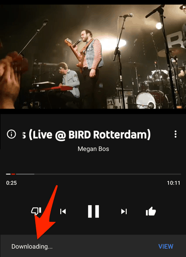 How to Download Music for Offline Use with YouTube Music