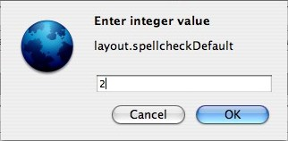 enable spell-check in firefox forms
