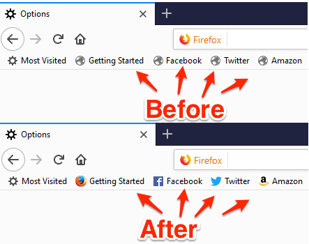 firefox favicons missed and fixed screenshot