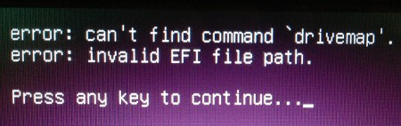 "How to Fix the ""can't find command drivemap"" Error After"