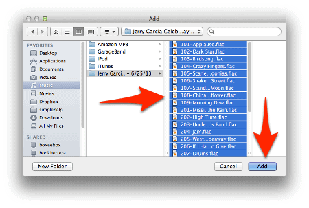 How to play  FLAC files on Your iPhone, iPad or iPod Touch