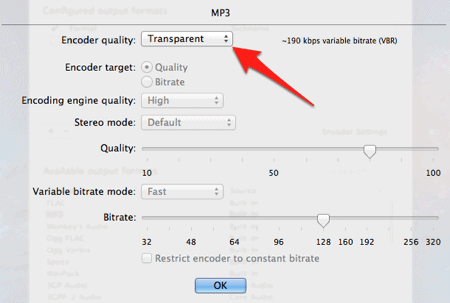 how to convert flac to mp3 mac free
