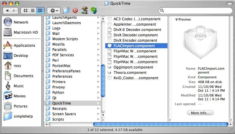 Mac] How to play  flac in iTunes - Torrent Invites - Get
