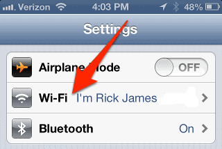 How to Stop Your iPhone From Connecting to a Specific Wifi
