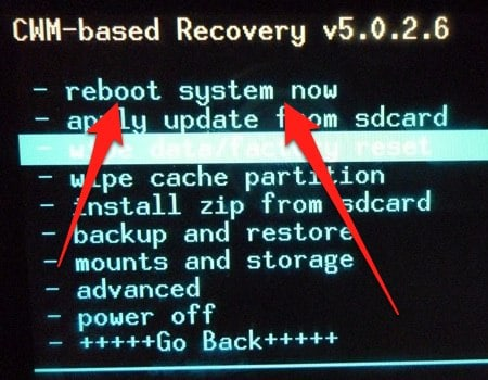 how to fix android system recovery 3e