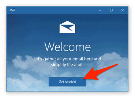 How to Set Up Gmail in Windows 10