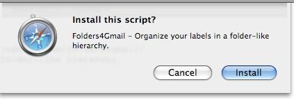 How to run Greasemonkey scripts in Safari