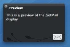 gotmail growl style
