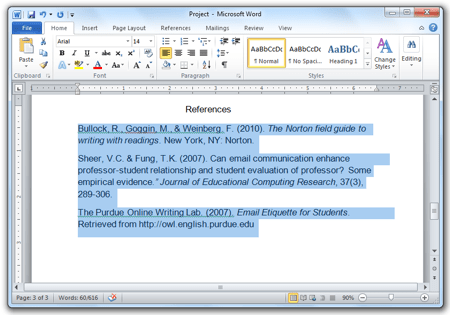 How To Add Hanging Indents To A Word Document In Windows