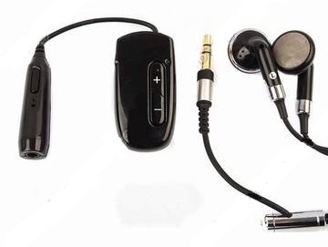 Wireless Bluetooth Headset with Earbuds
