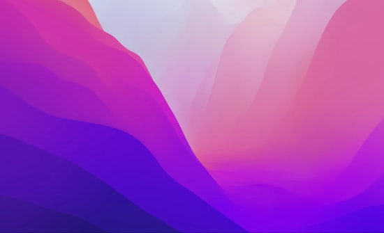 thumbnail of macOS 12 Monterey wallpaper