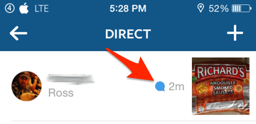 how to delete direct messages instagram