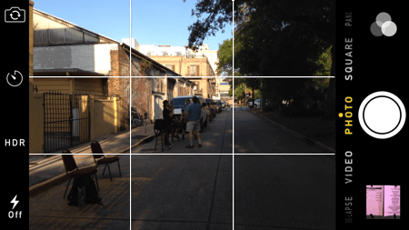 How To Enable Grid View On Your Iphone Camera