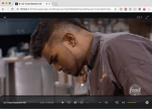 Watching IPTV in Plex