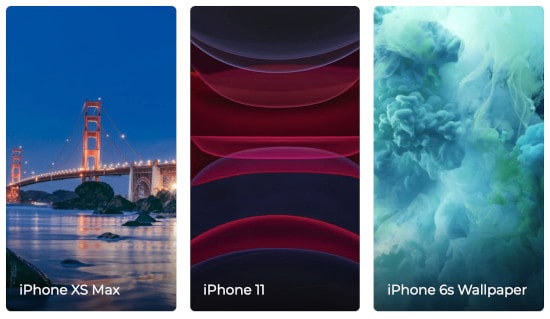 collection of iphone wallpapers on zedge