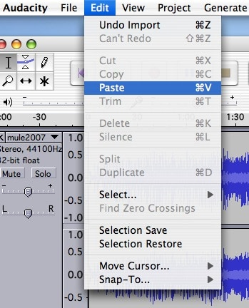 How to join (combine) multiple MP3 files in OS X