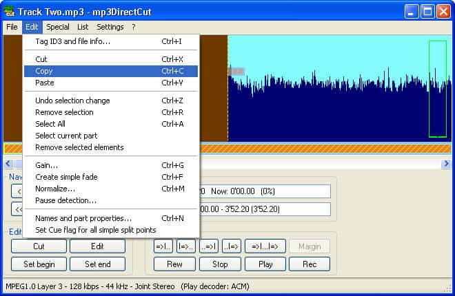 How to join (combine) multiple MP3 files in Windows