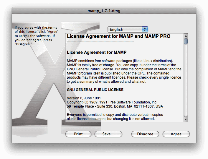 How to easily install Apache, MySQL and PHP in OS X