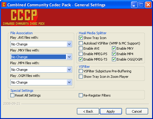 mkv player windows 7