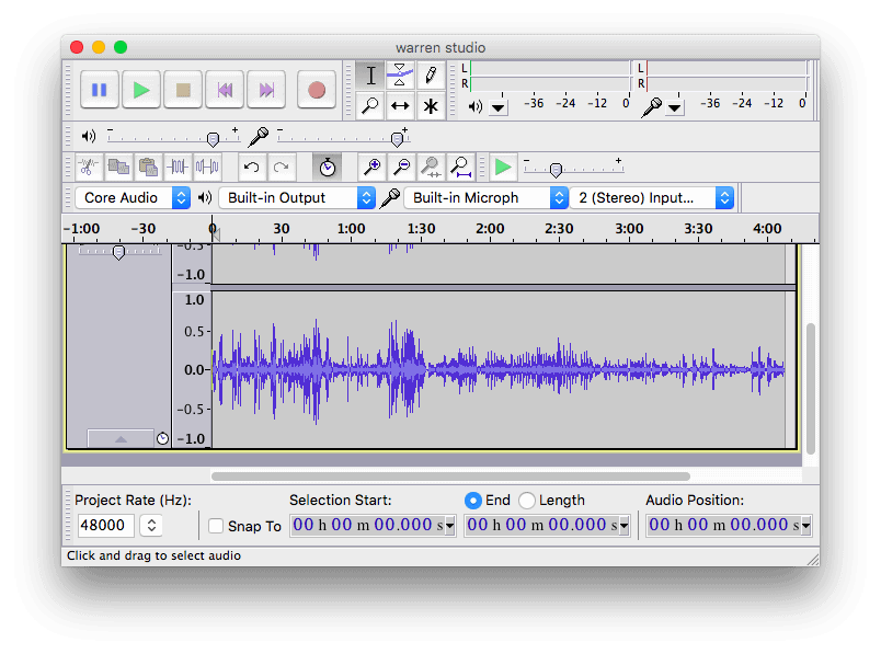 How to Extract Just the Audio From an MP4 Video File