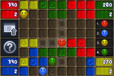 iphone game mysquares