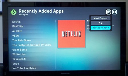 Netflix on the Boxee Box