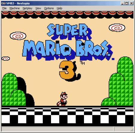 emulating NES in Windows
