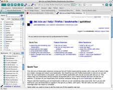 Netscape 9 beta 1 for os x