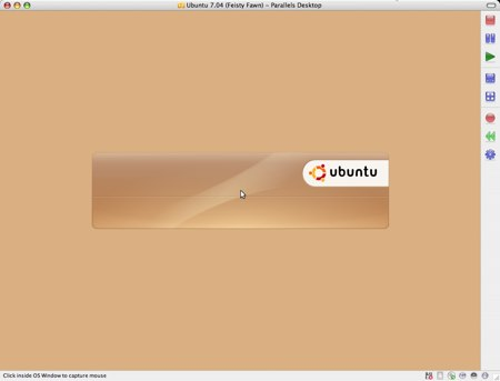 parallels desktop 3 and ubuntu