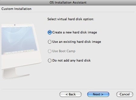 ubuntu 7.10 gutsy gibbon in parallels for os x