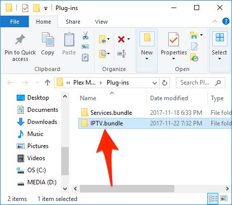 How to Add Plugins to Plex