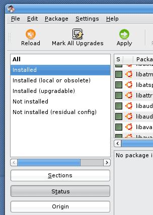 list of all programs installed in Ubuntu