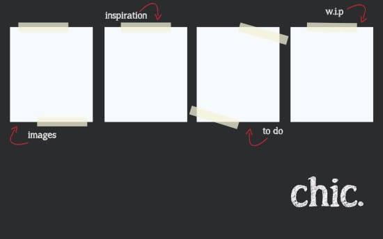 Chic Organization desktop wallpaper thumbnail