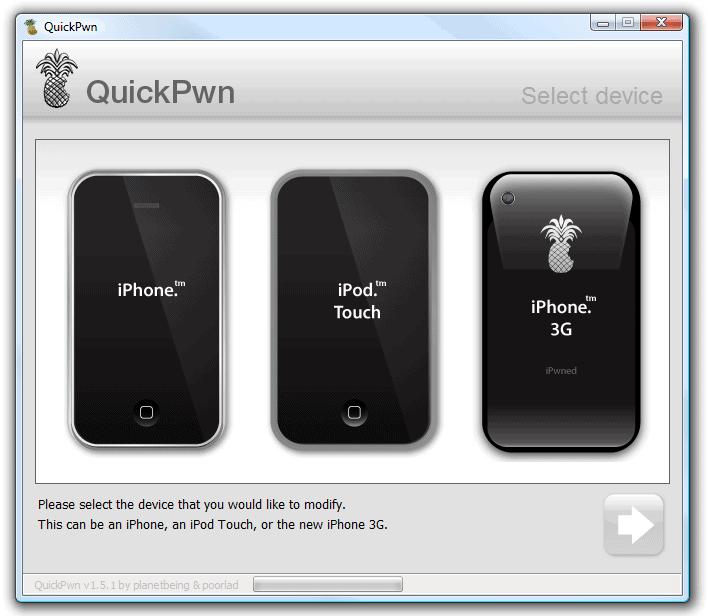 quickpwn 2.1 gratuit