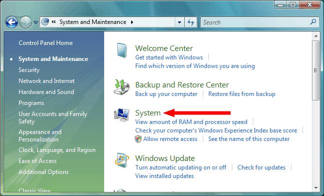 remote access windows vista from mac