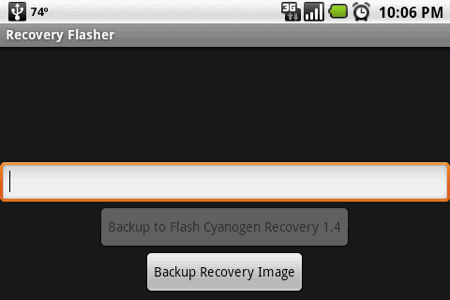 Recovery Flasher - фото 2