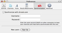 shrook rss reader for mac